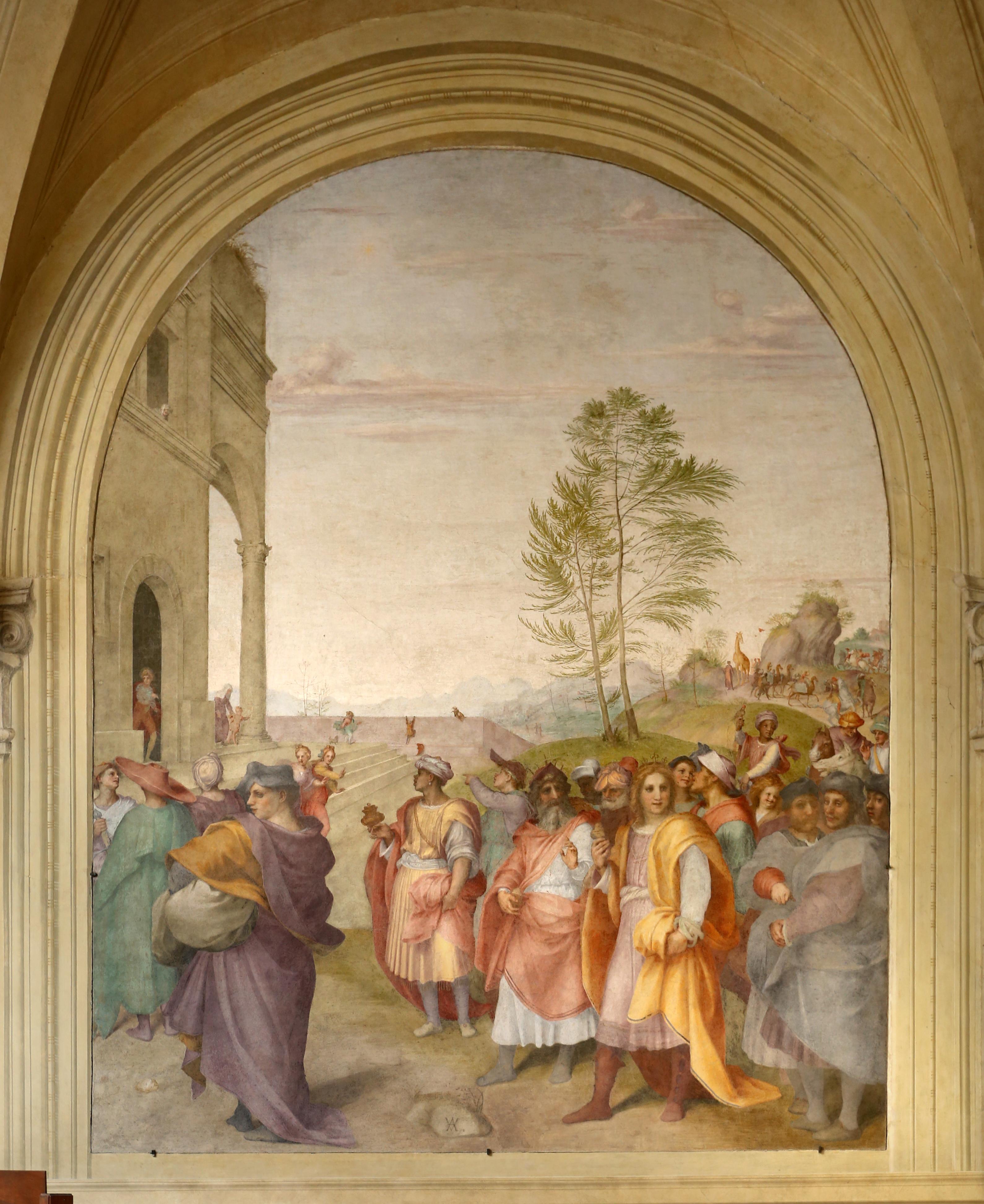 Andrea del Sarto adoration des mages.jpg