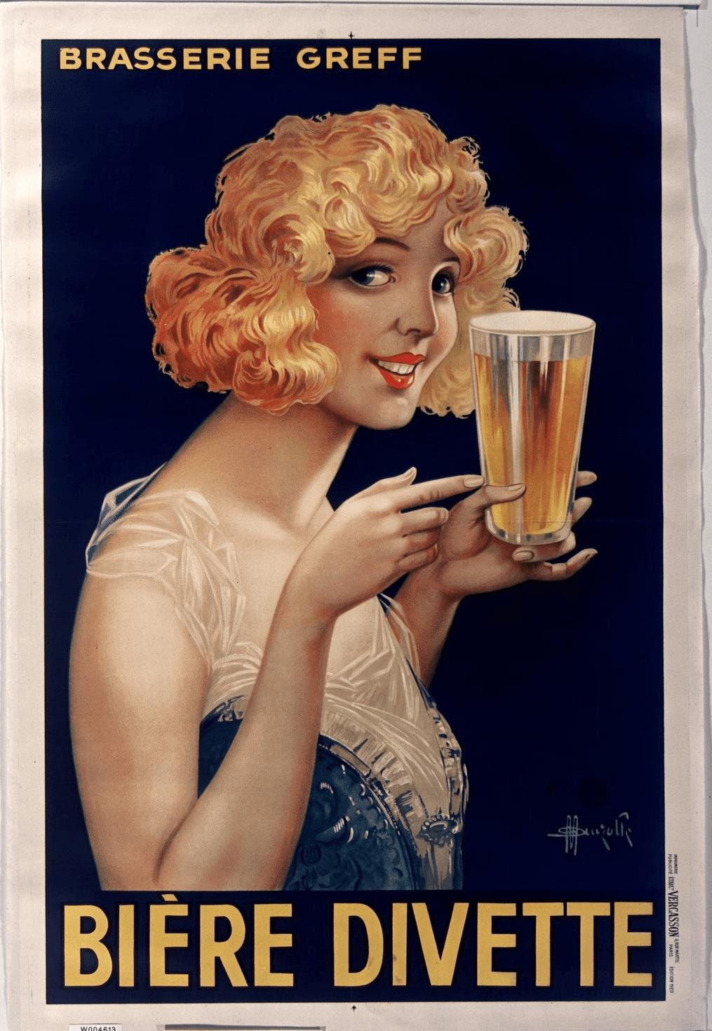 Brasserie Greff, Bière Divette