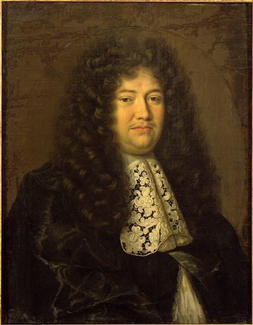 François Michel Le Tellier, marquis de Louvois, Château de Versailles
