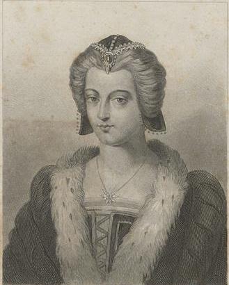 Valentine de Milan, , Dame de Coucy château de blérancourt, RMN