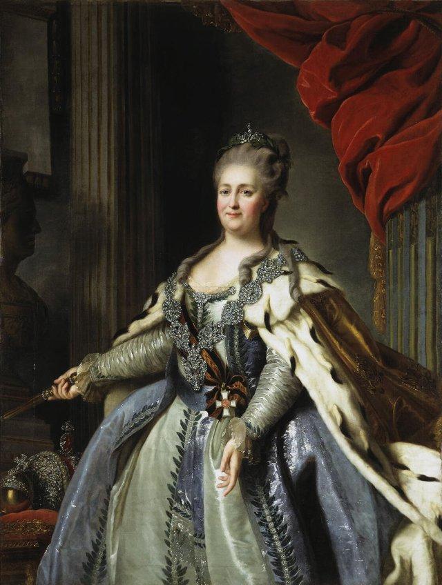 Catherine II 5