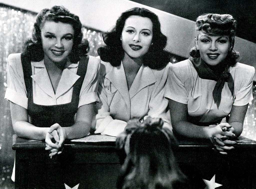 Judy Garland, Hedy Lamarr and Lana Turner.jpg