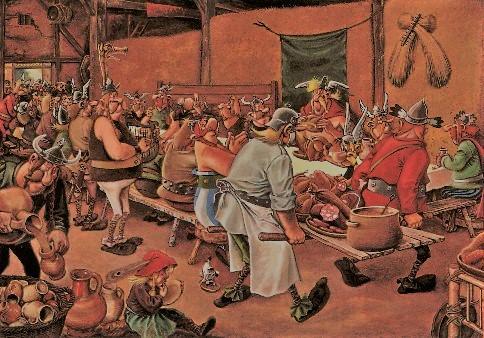 Bruegel - Astérix