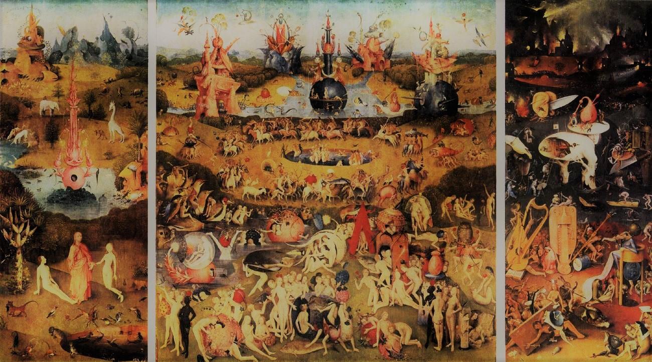 Bruegel -Délice Bosch
